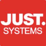 株式会社ジャストシステムのロゴ