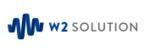 w2ソリューション株式会社のロゴ