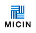 株式会社MICINのロゴ