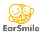 株式会社EarSmileのロゴ