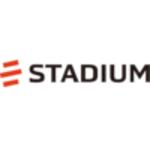 株式会社スタジアムのロゴ
