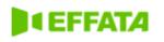 エファタ株式会社のロゴ