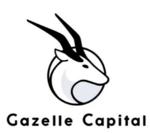 Gazelle Capital株式会社のロゴ