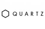株式会社クオーツのロゴ