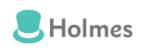 株式会社Holmesのロゴ