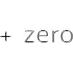 株式会社pluszeroのロゴ