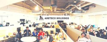 株式会社 ARETECO HOLDINGSのマーケティングインターン