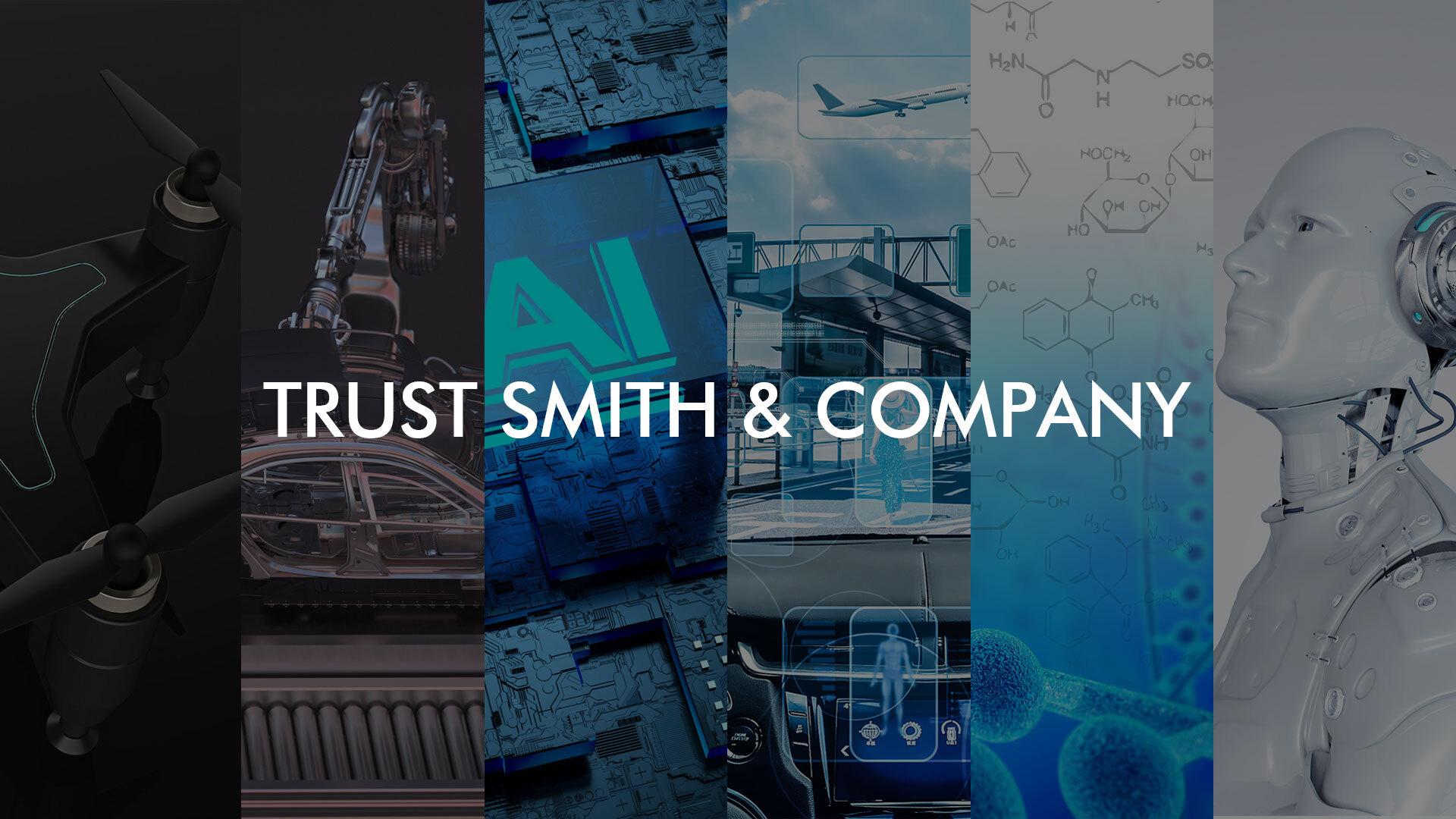 TRUST SMITH 株式会社のコンサルタントインターン